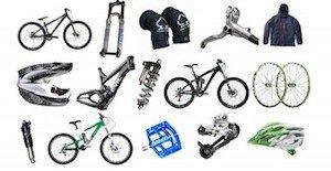 Bikes and bike accessories cost money!