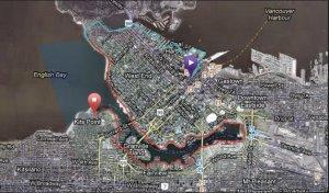 Map Seaside Bike Route Part 2