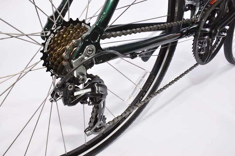 Pedal Easy bikes have good Shimano components – calories burned cycling