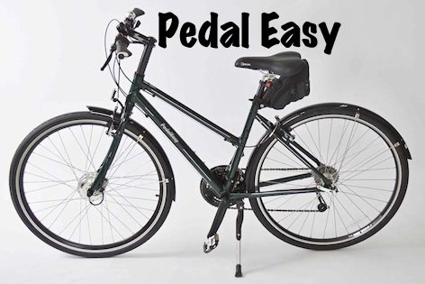 Click here to link to my full review of the Pedal Easy electric bikes