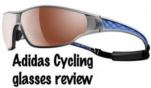 adidas bike glasses