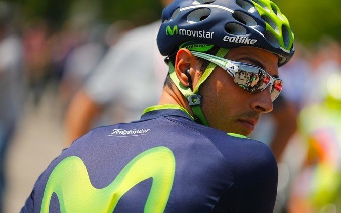 Adidas eyewear is the choice of Tour de France cycling team Movistar. Photo from https://www.opticianonline.net/