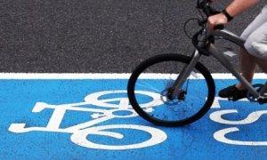 Superhighway cycling Kennington