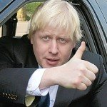 London Mayor Boris Johnso