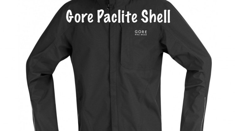Gore Paclite Shell