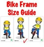 Choosing a Bike Gift? Choose the Right Bike Frame Size with this Bike Size Guide
