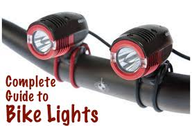 Bike commuting - guide to lights. 10 tips for bike commuting