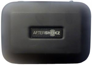 Case for Aftershokz headphones. Aftershokz Sportz review