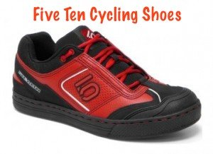 five-ten-red-shoes - Average Joe Cyclists Beginner Cyclist Training Plan