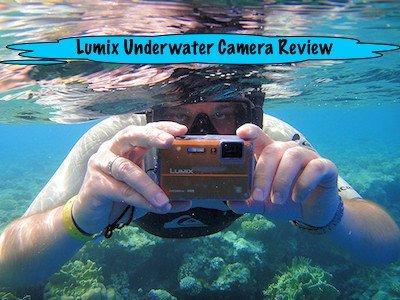 Lumix underwater camera review