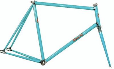 Lugged steel frame construction is a method of building bike frames using steel tubing mated with socket-like sleeves, called lugs - bike terms