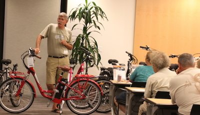 Learn all about electric bikes from industry expert, Turbo Bob