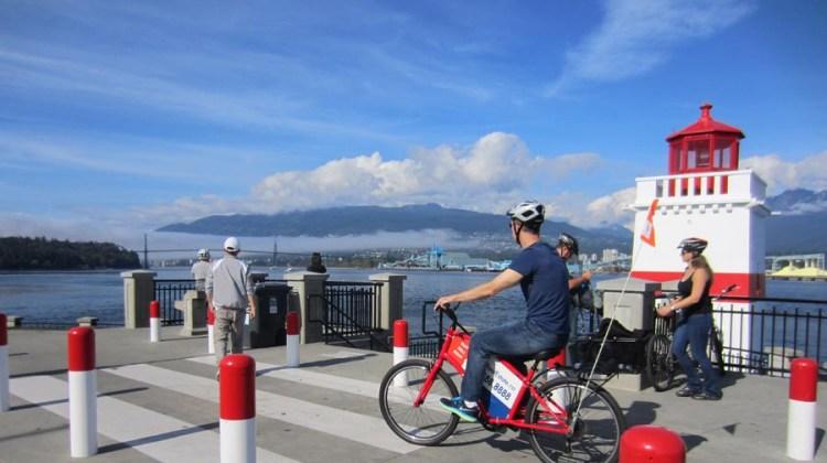 Stanley Park Seawall Bike Trail, Vancouver – Guide plus Video
