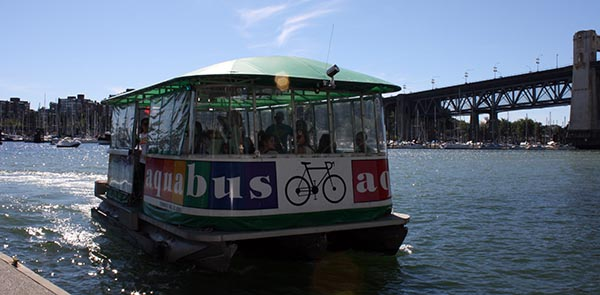 Be sure to ride the Vancouver aqua buses with your bikes – details here. How to have a fun cycling vacation in Vancouver
