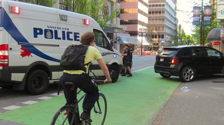 Cyclists are Inconvenienced by Motorists ALL the Time …