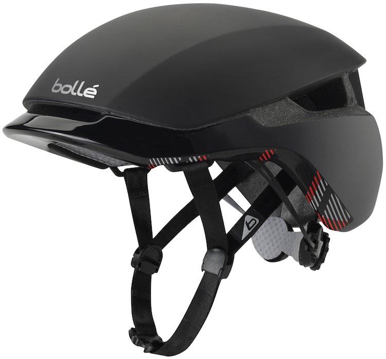 Another new Bolle cycling helmet - the Messenger (premium black tartan)
