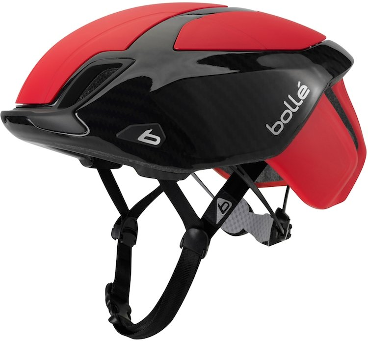 The One - new Bolle cycling helmet