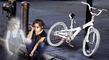 Don't Forget Me: Ghost Bikes – A Photographic Memorial by Genea Barnes