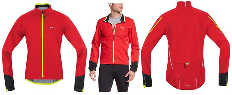 Best Waterproof cycling gear. Gore Bike Wear Power Gore-Tex Active Jacket.