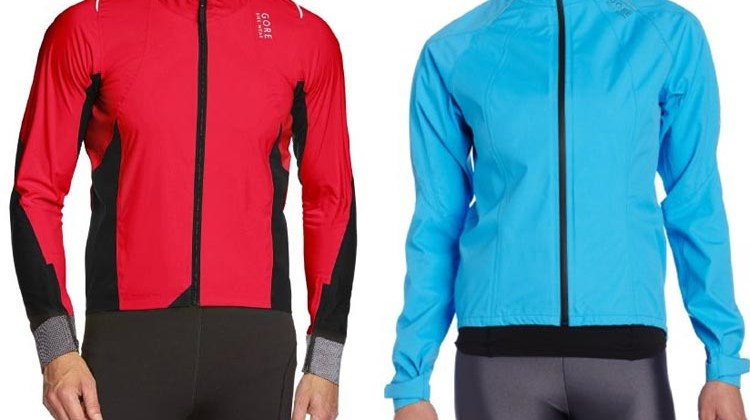 Gore Bike Wear Men's Oxygen 2.0 Gore-Tex Active Shell Cycling Jacket - Waterproof cycling jackets