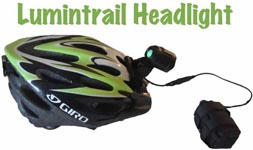 LuminTrail Bike Headlight