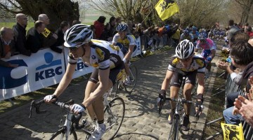 The Tour of Flanders celebrates its 100th Anniversary this year!