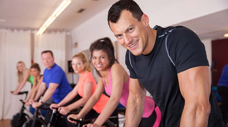 stationary bikes - get fit fast