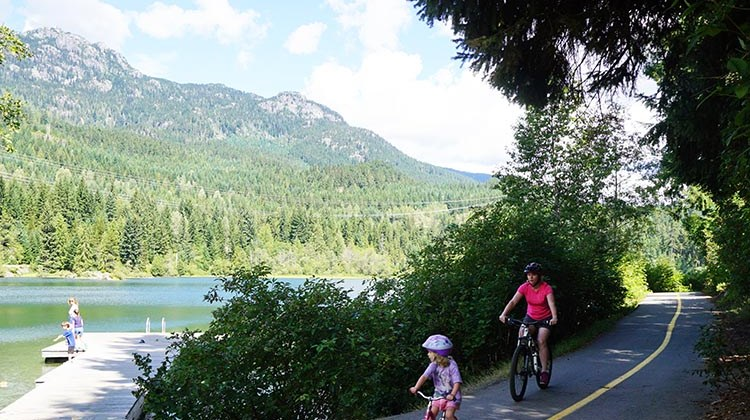 The Whistler Valley Trail