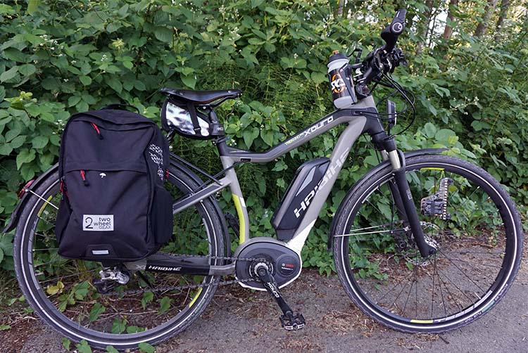 Guide to Bike Terms. Are you buying a new or used bike, and confused by all the bike terms ? Our guide to bike terms will empower you when shopping for a bike. This is the Haibike Pedelec that I use for long bike trips. This exceptionally wonderful bike is reviewed here