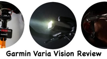 Garmin Varia Vision Review