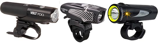 3 of the best bike lights for commuter cyclists