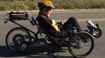 Case Studies: Three Seniors who Regained their Health with E-Bikes