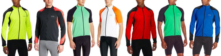 Best Windproof Cycling Jackets: The Gore Bike Wear Phantom 2.0 WINDSTOPPER windproof jacket is available in a dazzling array of colors