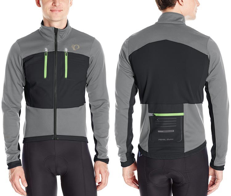 Best Windproof Cycling Jackets: Pearl Izumi - Ride Elite Escape Windproof Jacket