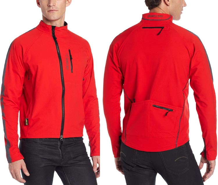Best Windproof Cycling Jackets: Showers Pass Skyline Windproof Jacket