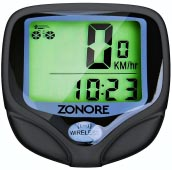 Zonore bike computer - 7 of the best cheap bike computers