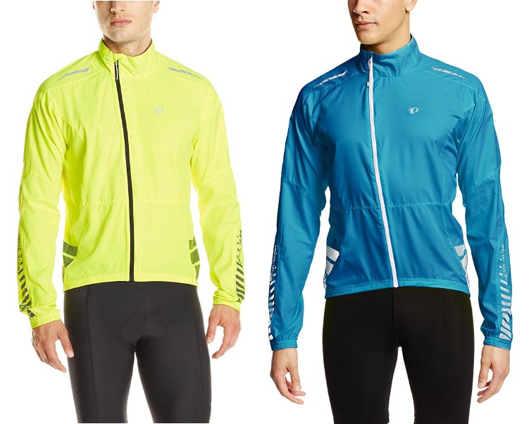Pearl Izumi - Ride Men's Elite Barrier Jacket - cheap cycling jackets
