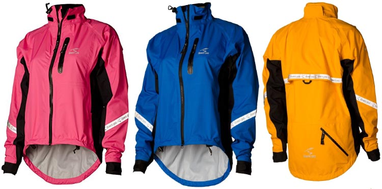 The Showers Pass Elite 2.1 Waterproof Women's Cycling Jacket is available in 3 colors. 7 of the Best Women's Cycling Jackets