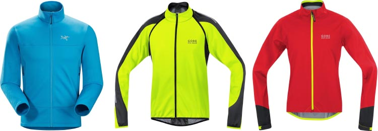 3 Different Kinds of Cycling Jackets