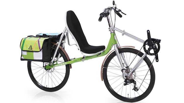 Smoking Hot Cruzbike T50 Kickstarter still has Some Pain-free Recumbent Ergonomic Bikes Left