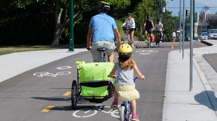 HUB Cycling works to UnGap the Map in Metro Vancouver