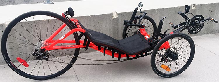 What the Catrike 700 Performance Recumbent Trike has in common with the go-carts of my youth is that incredibly fun feeling of being close to the ground while moving with speed, the wind flowing past you. Catrike 700 Performance Recumbent Trike Review