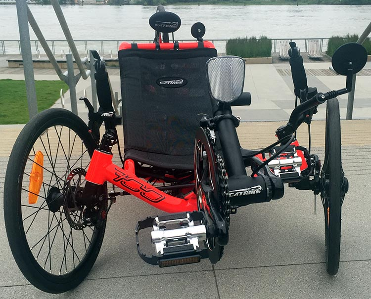 I knew I was going to have fun with the Catrike 700 Performance Recumbent Trike from the moment I first laid eyes on it. Catrike 700 Performance Recumbent Trike review