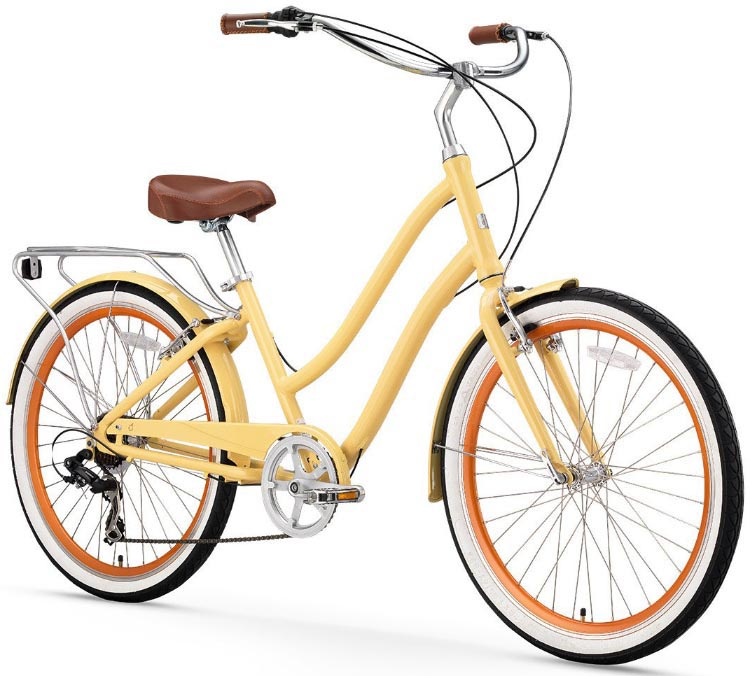 7 Great Bikes You Can Buy on Amazon - Cruiser, Mountain and Hybrid. This EVRYjourney bike offers amazingly good value in a great looking classic cruiser with integrated components. 7 Great Bikes You Can Buy Bike on Amazon