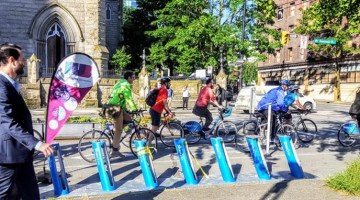 People on Bikes are Key to Downtown Business Growth
