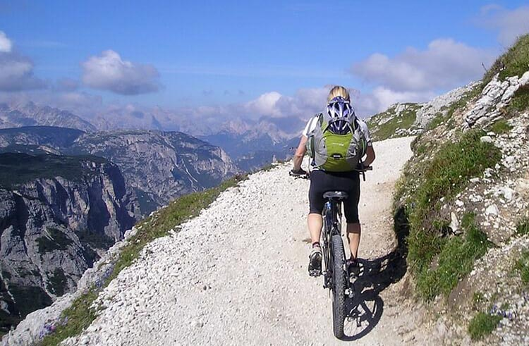 Mountain biking often involves cycling in extreme environments. Steep hills and sharp rocks make mountain biking a sport for the most daring cyclists.7 Tips to Become a Mountain Biker