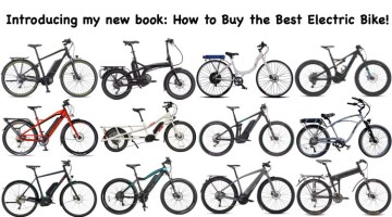 Just published: How to Buy the Best Electric Bike, 2nd Edition