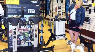 Thule 9032 Easy Fold Bike Rack Review