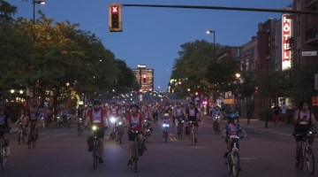 Don't Miss Bike the Night on 16 September in Vancouver