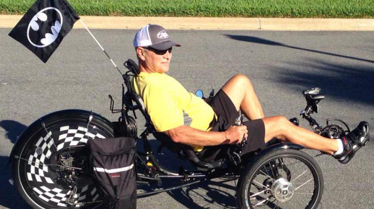 Discovering the Central Florida Bike Trails with a Recumbent Trike